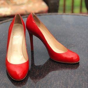 Beautiful red bottom heels